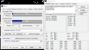 CPU-Z Intel Xeon E5 2650v2