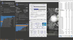 Cinebench CPU-Z Intel Xeon E5 2689