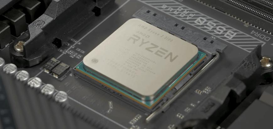 Процессор amd ryzen 3 3100