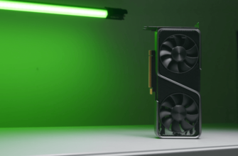 видеокарта nvidia geforce rtx 3070
