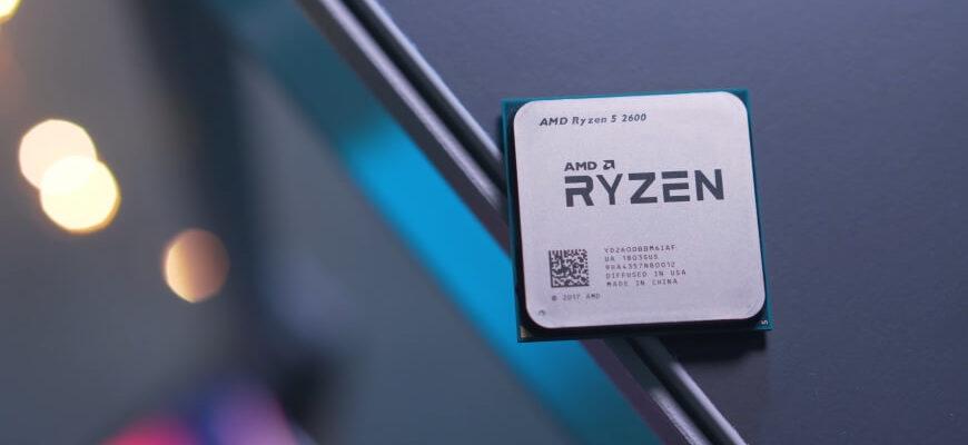 процессор amd ryzen 5 2600 vs intel core i3 10100f