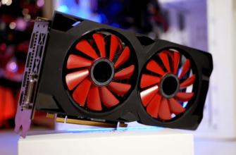 видеокарта Radeon RX 570