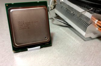процессор intel xeon e5 2640 характеристики