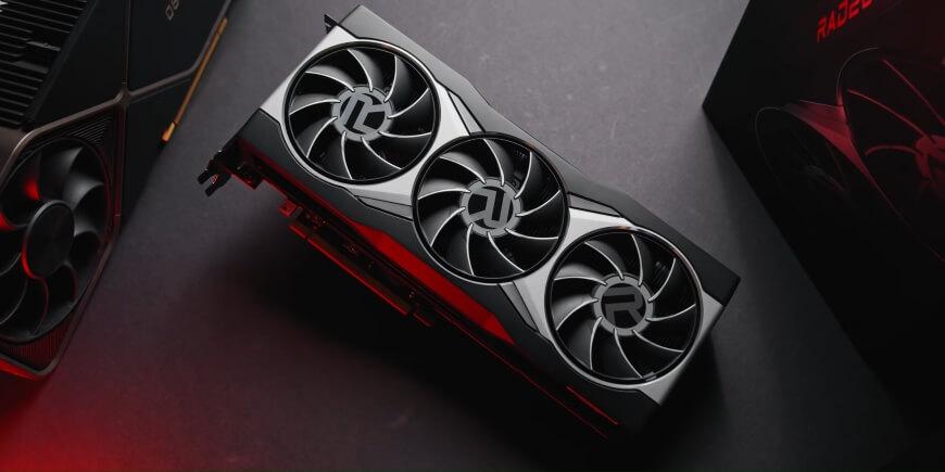Видеокарта AMD Radeon RX 6900 XT