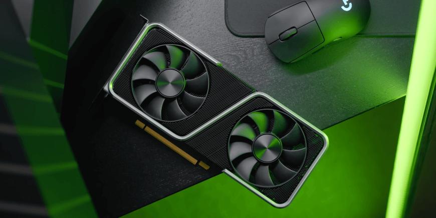 Видеокарта NVIDIA GeForce RTX 3060 Ti характеристики