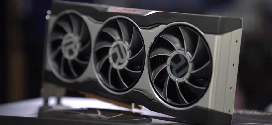 Видеокарты AMD Radeon RX 6800 и 6800XT