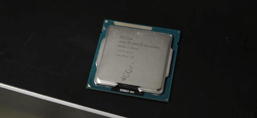 Процессор Intel Xeon E3 1230 v2 характеристики