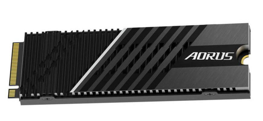 GIGABYTE выпускает SSD-накопитель с рекордной скоростью